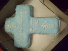 My son's first communion cake