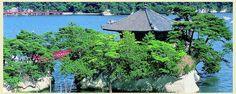 Pine Clad Island of Matsushima, Miyagi