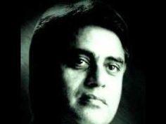 dhoop me niklo-jagjit sing Jagjit Singh, Modern India, Naha, Maine, Singing, Artist, Youtube, Blood, Remedies