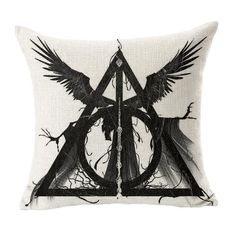 Film style Pattern Cushion Cover for Sofa Seat pillow covers Cotton Linen Pillowcase Home Decorative Cushion Cover Square