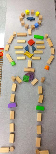 Mrs. Herrington's Kindergarten Classroom: The Human Body and the Five Senses