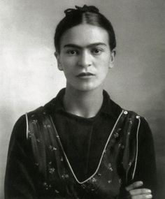 Origin of the term: honey badger. The animal copied her. She's the Chuck Norris of ovaries. I like her is what I'm saying. Frida Kahlo