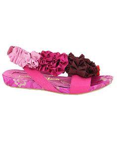 308ba97ad6a Irregular Choice Red Bingo Best Sandal