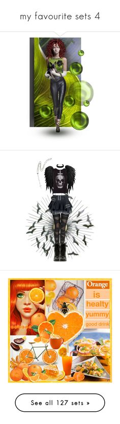 """""""my favourite sets 4"""" by gothbear13 ❤ liked on Polyvore featuring art, Moe's Home Collection, ElevenParis, Hot Topic, Carolina Glamour Collection, black, goth, death, crows and Whit"""
