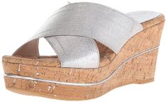 Donald J Pliner Women's Dani-ME Wedge Sandal >>> Discover this special product, click the image : Platform sandals