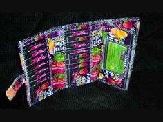 Capri Sun & Kool Aid Jammers Checkbook Wallets... - YouTube