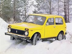 Lada Niva (1975).