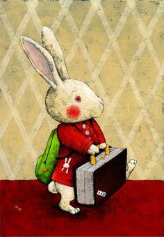Traveling Bunny 米津祐介のホームページ