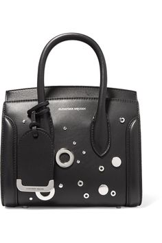 0b86ab2035 Alexander McQueen - Heroine small embellished leather tote