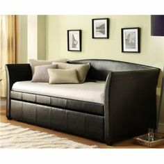 Davinal Daybed W/Trundle | Furniture and Mattress Outlet