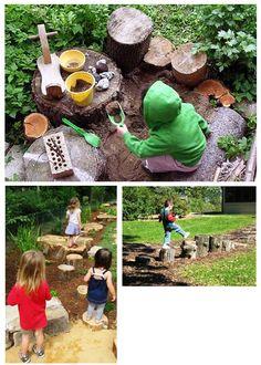 naturligare lekplatser