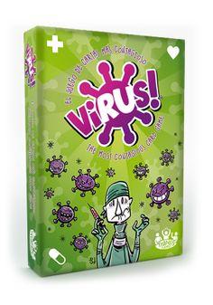 Virus! 2-6 Jugadores 20 minutos aprox. 13,95€