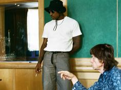 Skepta and Rolling Stones legend Mick Jagger hit the studio for secret project Generation Pictures, British Rappers, Wireless Festival, Eurovision Songs, Rock Legends, Mick Jagger, Paul Mccartney, Rolling Stones, Mtv
