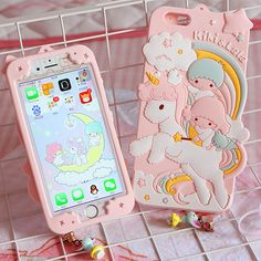 Cute Unicorn Phone Case for iphone ●Material: Silicone ●Note:including one case and one hang rope,no longer have a headphone plug ●About Shipping: We attach great importance to the orders of each customer and parcel delivery. Iphone 6, Iphone 7 Plus, Iphone Cases, Unicorn Phone Case, Kawaii Phone Case, Cute Unicorn, Cute Cases, Cute Phone Cases, Otaku Room