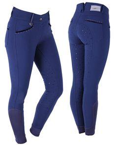 Tyylikkäät ratsastushousut korkealla vyötäröllä ja luistamattomilla anti-slip paikoilla. Muutama pieni kaunis ykstyiskohta, kuten valkoinen ommel ja metallinen Q-logo koristavat housuja hillitysti. Skinny Jeans, Pants, Fashion, Trouser Pants, Moda, Fashion Styles, Women's Pants, Women Pants, Fashion Illustrations