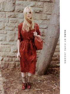 ELLE FANNING MARC JACOBS PHOTOS | ... is a new face for marc jacobs diffusion line marc by marc jacobs 13 yr