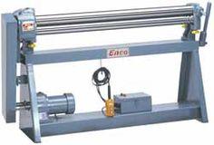 Slip Rolls; Machine Type: Floor; Power Type: Electric; Maximum Mild Steel Capacity (Gauge): 16; Slip Roll Diameter (Inch): 3; Minimum Forming Radius (Inch): 1-1/2; Phase: 3 March #MachineryMadness Promo Code: SHIPMAR