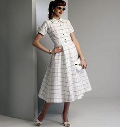 Schnittmuster Jacke Kleid 14 Gr/ö/ßen 6 Vogue Mustern Vogue 9266/A5 Mehrfarbig