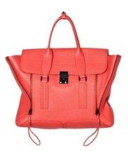 I adore this bag. I have it in ink and now I need it in coral too. Wow.