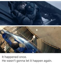 Steve is not letting him go again. <<< You just had to make me cry again, didn't you?