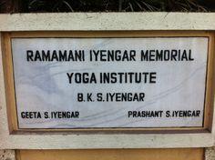 Three Minute Egg® owner and inventor Jason Scholder traveled to India for three weeks to study Iyengar yoga at the Ramamani Iyengar Memorial Yoga Institute (RIMYI) in Pune.