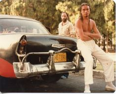 """Peter Erskine: """"I took this photo just as Jaco [Pastorius] was either coming back from or going to a photo shoot of him walking around Havana, posing, etc. This was the first trip where Jaco's erratic behavior became so manifest/obvious."""""""