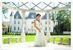 Chateau Cocomar Houston Bridal Portrait Photography – Alexis