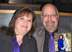 Becky Morrell-Thompson and Barry Thompson met at MCC and were married August 14, 1982.