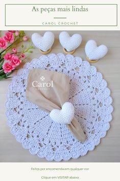 1 million+ Stunning Free Images to Use Anywhere Crochet Ruffle Scarf, Crochet Doily Rug, Crochet Placemats, Crochet Poncho Patterns, Basic Crochet Stitches, Crochet Home, Love Crochet, Crochet Pincushion, Crochet Kitchen