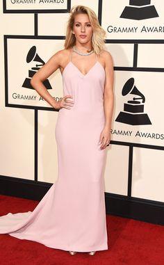 Ellie Goulding from Grammys 2016: Red Carpet Arrivals | E! Online