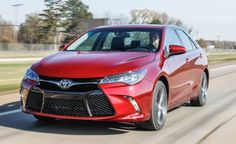 Toyota has plans to apply the TRD effect across it's entire lineup starting with the Camry sedan.