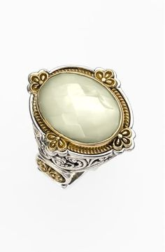Konstantino 'Selene' Semiprecious Stone Ring   Nordstrom Pendant Jewelry, Silver Jewelry, Silver Rings, Jewelry Box, Jewelry Making, Konstantino Jewelry, Ring For Boyfriend, Mommy Jewelry, Mens Silver Necklace