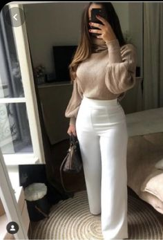 Basic Outfits, Classy Outfits, Stylish Outfits, Cute Outfits, Winter Fashion Outfits, Work Fashion, Fall Outfits, Business Outfits Women, Office Outfits Women
