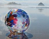 Blown Glass Oregon Coast Sea Floats