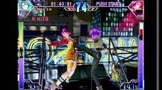 Psychic Force 2012 PC 1999 Gameplay