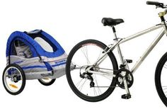 Bicycle Child Trailer Pet Bike Dog Carrier Medium Doggy Ride Cat Stroller Hitch