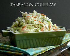 Tarragon Coleslaw from NoblePig.com