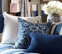 Ralph Lauren Home #La_Plage Collection 3 - Pillows