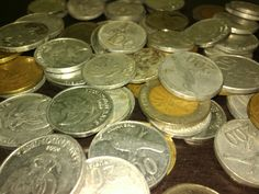 Some coins for living on :)
