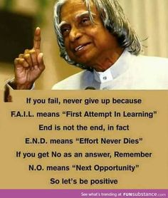 Enjoy Most Inspiring A. Abdul Kalam Quotes, Abdul Kalam Quotes and Messages for Youth, For new generation, Abdul Kalam quotes on Dream at QuoteAcademy Apj Quotes, Wisdom Quotes, Life Quotes, Qoutes, Motivational Quotes, Quotations, Respect Quotes, Today Quotes, Career Quotes