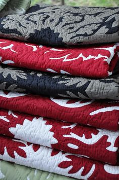 Hawaiian quilts~