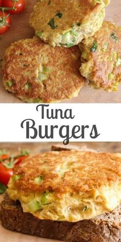 Fish Recipes Tuna Burgers, who needs meat when these Tuna Burgers become the best burger ever. Not only delicious but healthy too!Tuna Burgers, who needs meat when these Tuna Burgers become the best burger ever. Not only delicious but healthy too! Best Fish Recipes, Tilapia Fish Recipes, Salmon Recipes, Recipes With Canned Tuna, Can Tuna Recipes Healthy, Healthy Food, Healthy Meats, Fish Recipes For Kids, Nutritious Meals