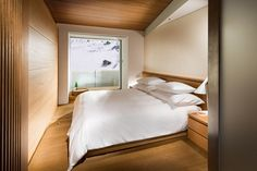 """Gallery of Thom Mayne, Ando, Kuma & Zumthor Contribute Rooms for """"House of Architects"""" Hotel in Vals - 12"""