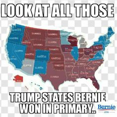 Never forget, if it weren't for the DNC and mainstream media's collusion with the Clinton campaign, BERNIE could be our president right now, not Trump.  AND NEVER FORGET THOSE SAME BERNIE SUPPORTERS DID NOT GO OUT AND VOTE FOR A DEMOCRATIC CONGRESS THEREFORE HE WOULD HAVE BEEN JUST LIKE OBAMA AND NOT GET ANYTHING HE WANTED DONE.