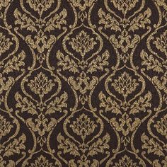 Gold Black Royal Standard 683303 Wallpaper - Contemporary Modern