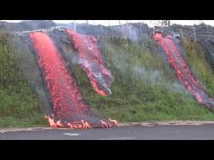 2014-11-11 lava activity - YouTube