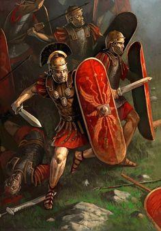 Roman Legionaires