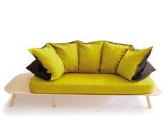 Disfatto divano di D3CO