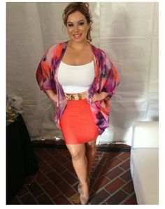 Chiquis Rivera! I love her style