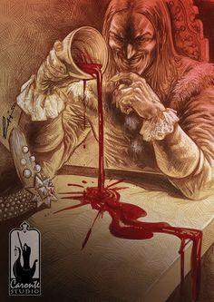 VLAD THE IMPALER Famous Vampires, Vlad The Impaler, Conde, Gothic Aesthetic, Count